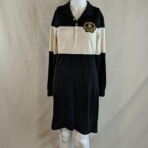Vintage 90s Ralph Lauren Sport Polo Dress